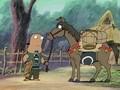 アニメ落語館 1 馬の田楽