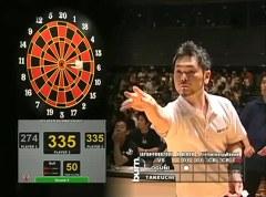 burn.JAPANTOUR2007 予選Aブロック 小國勇夫VS竹内敦