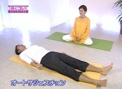 J SPORTS WOMAN 効くコレ!ヨガレッスン 身体を暖める8