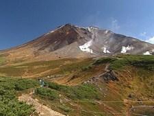 日本百景 美しき日本 大雪連峰と神秘の湖