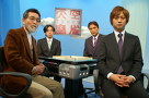 天空麻雀10 #5 男性プロ 予選B卓