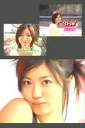 """She"" 松山まみ"