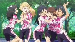 南鎌倉高校女子自転車部 第12話 道はまだまだつづいてる
