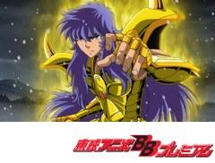 聖闘士星矢 -黄金魂 soul of gold- 第3話 激突!黄金聖闘士VS黄金聖闘士