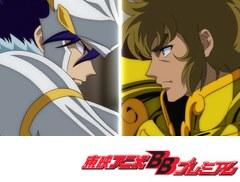 聖闘士星矢 -黄金魂 soul of gold- 第6話 突入! ユグドラシルの7つの間