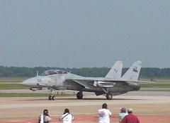 F-14トムキャット・ラストエアショー F-14 TOMCAT LAST AIRSHOW in OCEANA,USA