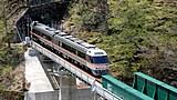 高山本線 復旧区間を行く