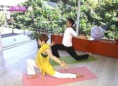 J SPORTS WOMAN 効くコレ!ヨガレッスン エネルギッシュヨガ