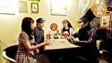 「くだまきくれあ」第1弾 広尾「Oriental Diner IGAO」編 その2