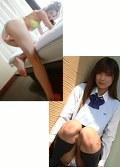 放課後JKの学校では見せない顔・・・/桃尻娘 栗本樺歩