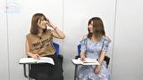 成瀬心美と波多野結衣の習❤CHINA中國語講座-東京校- 第3弾 その2