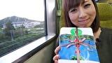 三宅智子の駅弁女子ひとり旅 土佐くろしお鉄道とさばの姿寿司