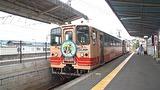三宅智子の駅弁女子ひとり旅 明智鉄道と寒天列車