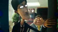 SUSHI POLICE 第5話 摘発せよ、超高速宅配寿司