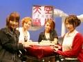 天空麻雀14 #1 女流プロ 予選A卓