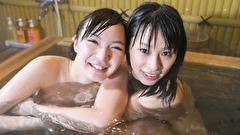 W女優おんせん 春菜はな、槇原愛菜×熱海伊豆山温泉旅館・うみのホテル中田屋
