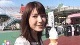 方言彼女。甲盤 方言デート「絶叫系とアイドルが大好きな広島の女」