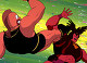 キン肉マン  キン肉星王位争奪編 第4話 恐るべし!超人ホークマンの巻