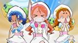 映画キラキラ☆プリキュアアラモード パリッと!想い出のミルフィーユ!【ハイビジョン】